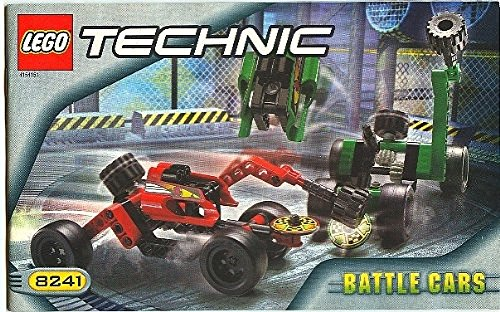 レゴ テクニックシリーズ Lego Technic Battle Cars 8241レゴ テクニックシリーズ
