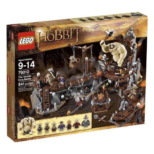 レゴ LEGO The Hobbit The Goblin King Battleレゴ