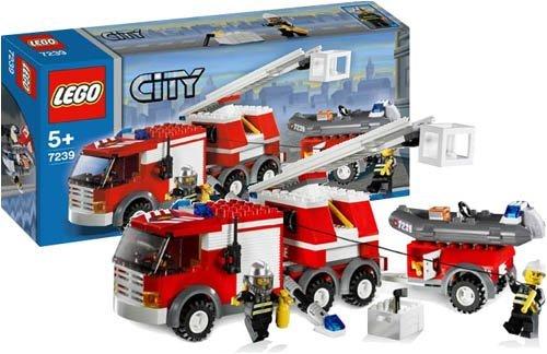 レゴ シティ LEGO City 7239 Fire Truckレゴ シティ