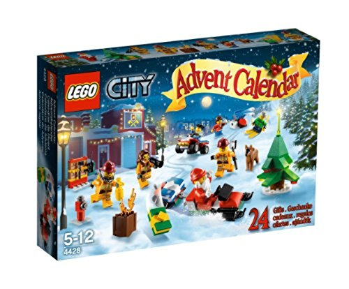 レゴ シティ LEGO City Advent Calendar (4428)(Manufacturer's Age: 5 - 12 years)レゴ シティ