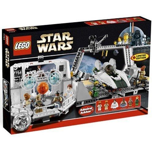 レゴ スターウォーズ Lego Star Wars MON Calamari Officer Figure 7754 From Home One Cruiserレゴ スターウォーズ
