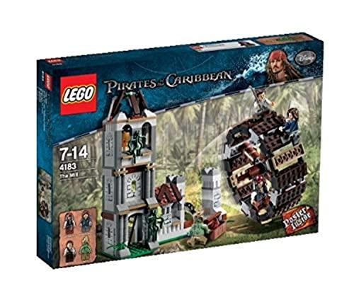 レゴ LEGO Pirates of the Caribbean The Mill 4183レゴ