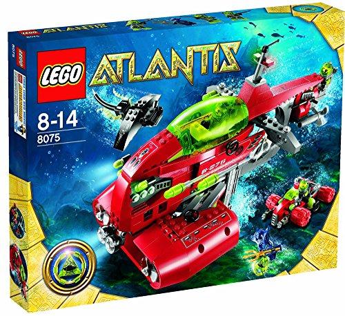 レゴ LEGO (Atlantis Neptune Carrier 8075レゴ