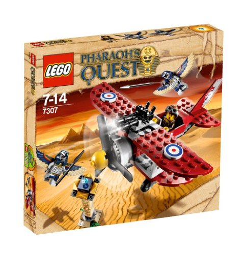 レゴ LEGO (Pharaohs Quest Flying Mummy Attack 7307レゴ