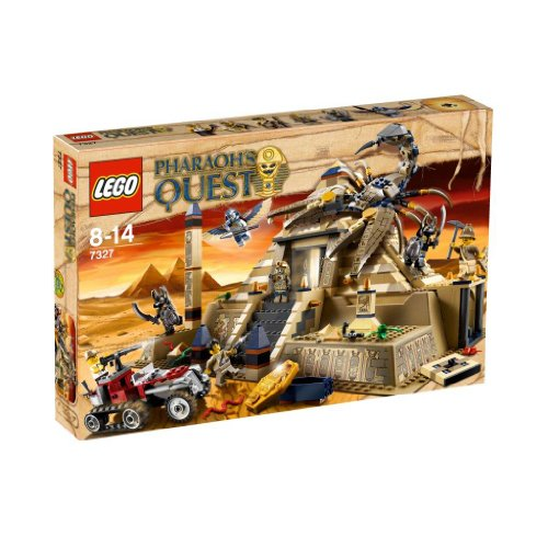 レゴ LEGO NEW 2011 PHARAOH'S QUEST # 7327 Scorpion Pyramid 792 pcsレゴ