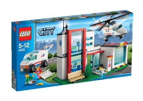 レゴ シティ LEGO CITY Helicopter Rescue - 4429レゴ シティ
