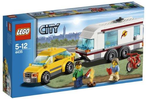 レゴ シティ 【送料無料】LEGO City 4435: Car and Caravanレゴ シティ