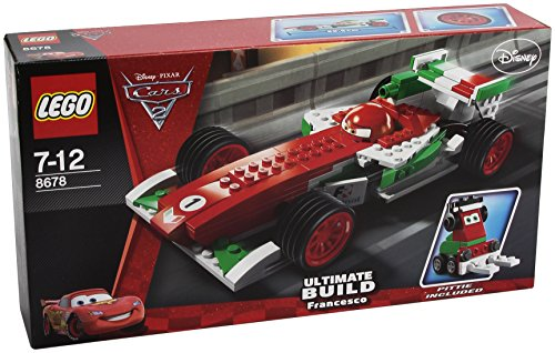 レゴ Lego Cars 2 Ultimate Build Francesco # 8678レゴ