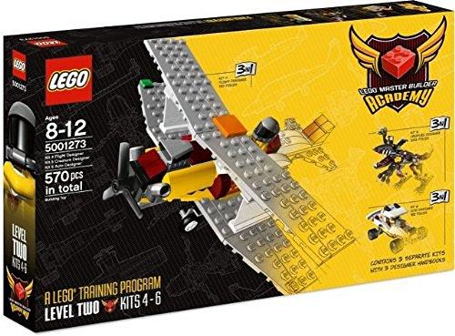 レゴ Lego Master Builder Academy MBA Kits 4-6 5001273レゴ