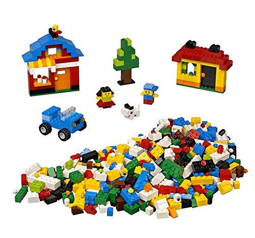 レゴ 【送料無料】LEGO Fun with Bricks Building Set, 600 piecesレゴ