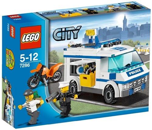 レゴ シティ City - Prisoner Transport - 7286レゴ シティ