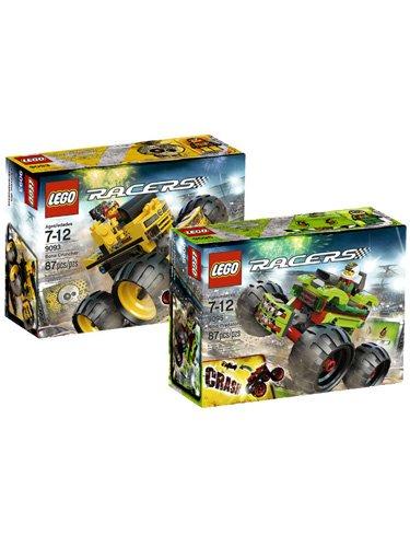 レゴ Lego Racers Ast 2 (9093, 9095)レゴ