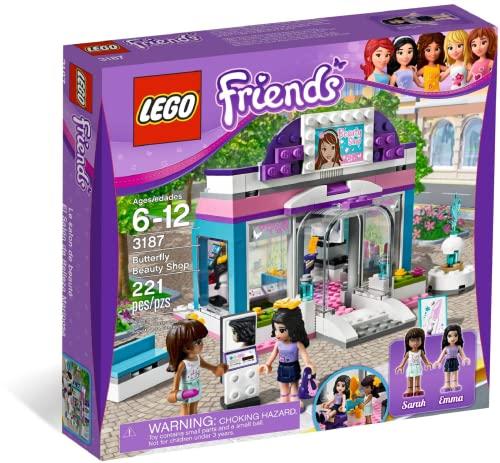 レゴ フレンズ LEGO Friends 3187: Butterfly Beauty Shopレゴ フレンズ