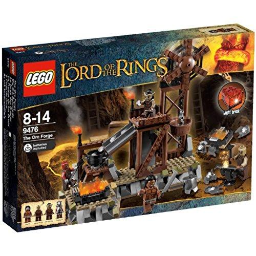 レゴ LEGO Lord Of The Rings The Orc Forgeレゴ