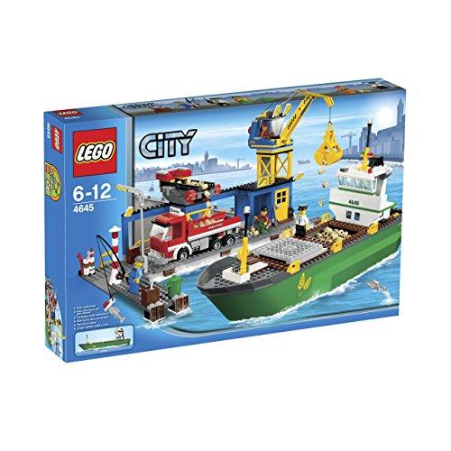 レゴ シティ 【送料無料】LEGO City 4645: Harbourレゴ シティ