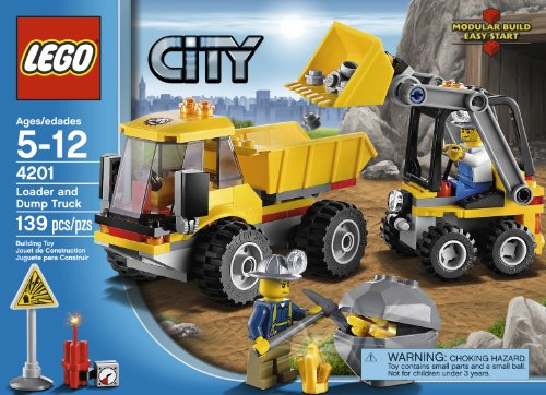レゴ シティ 【送料無料】LEGO City 4201 Loader and Tipperレゴ シティ
