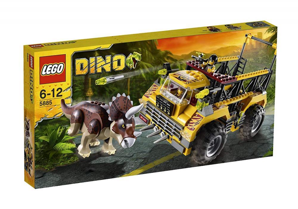 レゴ LEGO Dino 5885: Triceratops Trapperレゴ