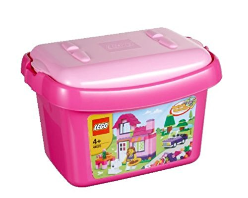 レゴ LEGO Bricks and More Pink Brick Box 4625レゴ