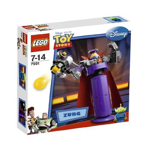 レゴ 【送料無料】Construct-a-Zurg Special Edition 7591 Zurg LEGO Disney / Pixar 2010 Toy Story Seriesレゴ