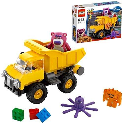 レゴ LEGO Toy Story 3 Set #7789 Lotso's Dump Truckレゴ