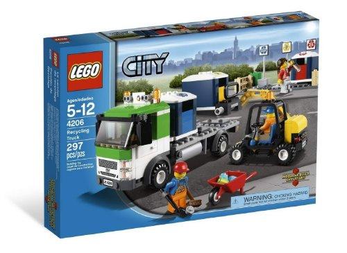 レゴ シティ LEGO City Recycling Truck 4206レゴ シティ