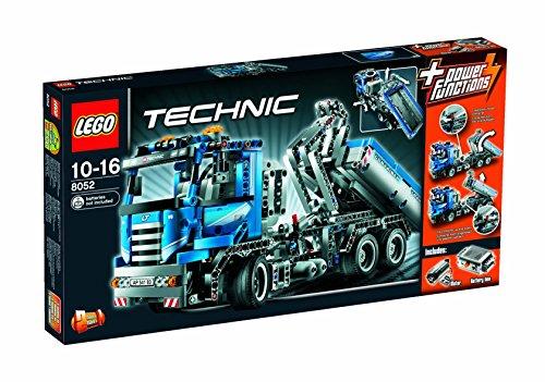 レゴ テクニックシリーズ 【送料無料】LEGO Technic 8052 Container Truckレゴ テクニックシリーズ