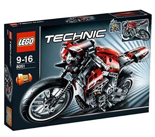 レゴ テクニックシリーズ 【送料無料】LEGO Technic 8051: Motorbikeレゴ テクニックシリーズ