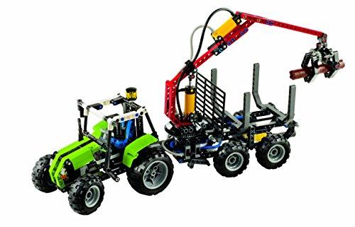 レゴ テクニックシリーズ LEGO? Technic 8049: Tractor with Log Loader by LEGOレゴ テクニックシリーズ