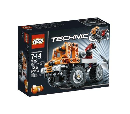 レゴ 9390レゴ テクニックシリーズ Truck LEGO Technic Tow Mini Tow Truck 9390レゴ テクニックシリーズ, 参考書専門店ブックスドリーム:874cf6f8 --- mail.inoxcolombia.com.co