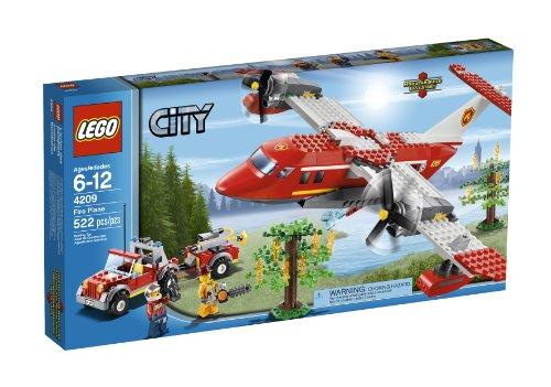 レゴ シティ LEGO City Fire Plane 4209レゴ シティ