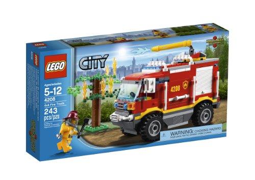 レゴ シティ LEGO City 4X4 Fire Truck 4208レゴ シティ