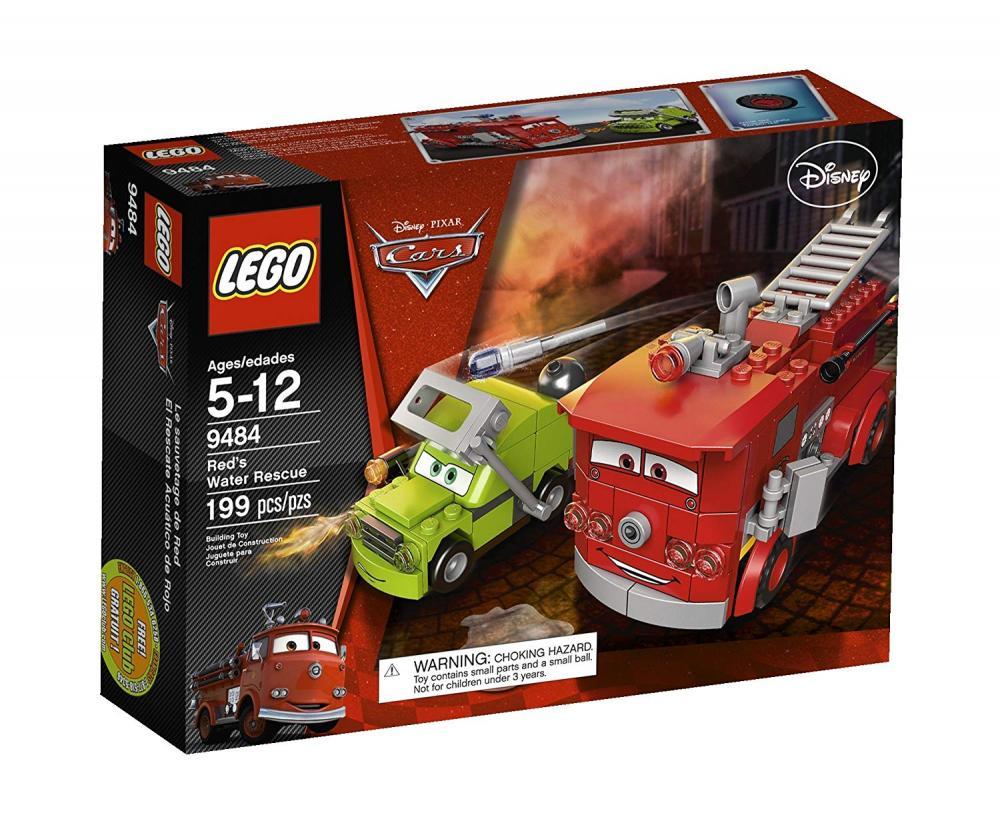 レゴ LEGO Cars Red's Water Rescue 9484レゴ