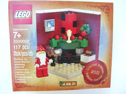 レゴ 【送料無料】LEGO Exclusive Limited Edition 2011 Holiday Set #3300002 Christmas Morning #2レゴ