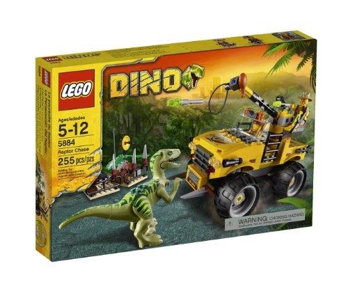 レゴ LEGO Dino Raptor Chase 5884レゴ