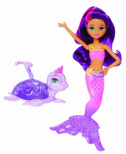 バービー バービー人形 ファンタジー 人魚 マーメイド BDB52 Barbie The Pearl Princess Mermaid Doll with Sea Turtleバービー バービー人形 ファンタジー 人魚 マーメイド BDB52