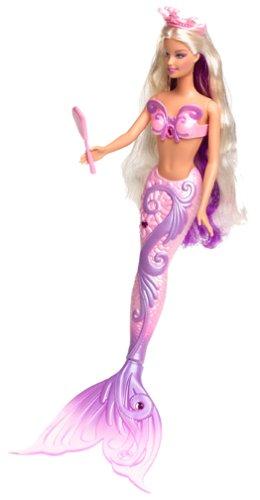 バービー バービー人形 ファンタジー 人魚 マーメイド 66707 Barbie Fairytopia Magical Mermaid - Barbieバービー バービー人形 ファンタジー 人魚 マーメイド 66707