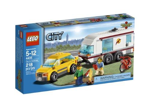 レゴ シティ LEGO City Town Car and Caravan 4435レゴ シティ