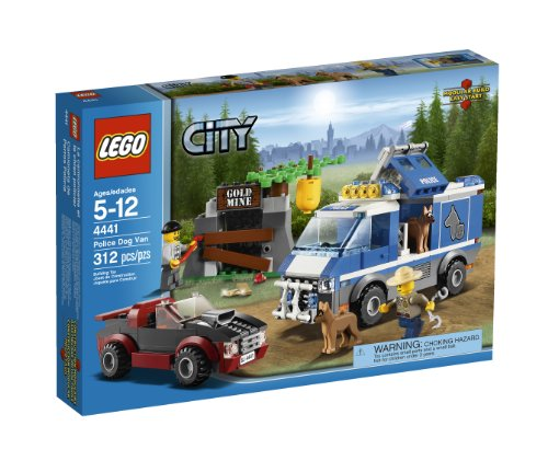 レゴ シティ LEGO City Police Dog Van 4441レゴ シティ