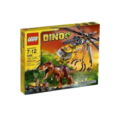 レゴ LEGO Dino T-Rex Hunter 5886レゴ
