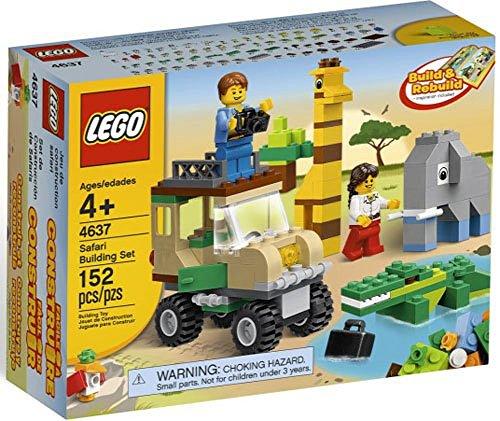 レゴ LEGO Bricks & More Safari Building Set 4637レゴ
