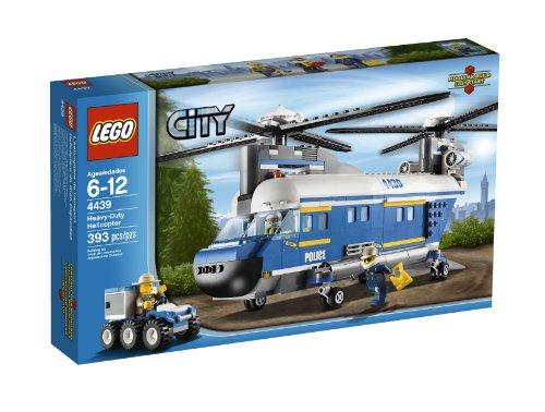 レゴ シティ LEGO City Police Heavy-Lift Helicopter 4439レゴ シティ