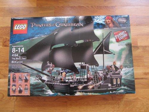 レゴ 【送料無料】LEGO Pirates of the Caribbean Black Pearl 4184 (Discontinued by manufacturer)レゴ