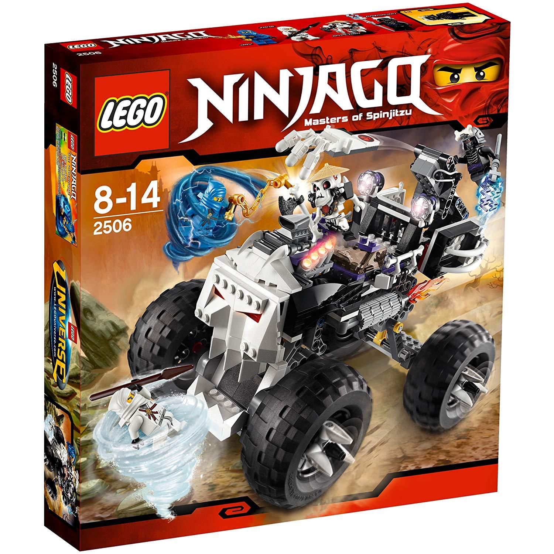 レゴ ニンジャゴー Lego Ninjago Skull Truck 515 PCS Style# 2506レゴ ニンジャゴー
