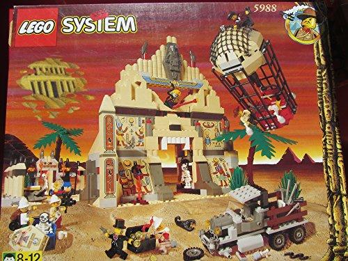 レゴ LEGO Adventurers 5988 Pharaoh's Forbidden Ruinsレゴ