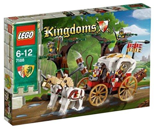 レゴ LEGO Castle King's Carriage Ambush 7188 NEW for 2011レゴ