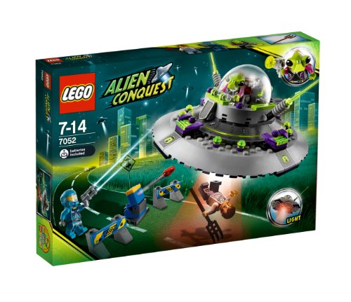レゴ LEGO Alien Conquest UFO Abduction - 7052レゴ
