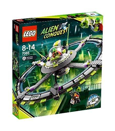 レゴ LEGO Alien Conquest Alien Mothership 7065レゴ