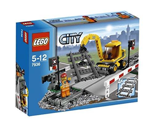 レゴ シティ Trains LEGO City - Trains City Level レゴ Crossing (7936)レゴ シティ, 大衡村:940c0055 --- gallery-rugdoll.com