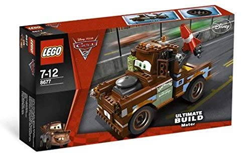 レゴ 【送料無料】LEGO Disney Cars Exclusive Limited Edition Set #8677 Ultimate Build Materレゴ