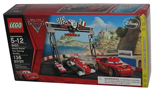 レゴ 【送料無料】LEGO Disney Cars Exclusive Limited Edition Set #8423 World Grand Prix Racing Rivalryレゴ
